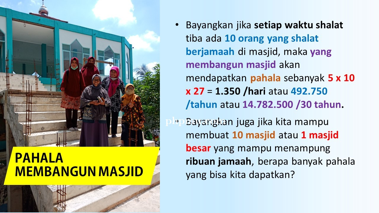 Masjid Tarbiyah SMAN 2 Balikpapan